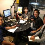 【9/17放送!】京都三条ラジオカフェ『KYOTO HAPPY NPO』にD.Liveが出演します