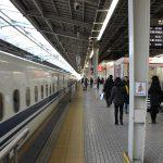 全国で講演をする理由。気がつけば新幹線に乗っていた。