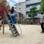 <昼TRY部徒然日記>日頃の運動不足を自然に解消する外遊びday